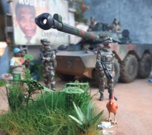 AMX 10 opération Licorne - Côte d'Ivoire 2004 Amx10_10