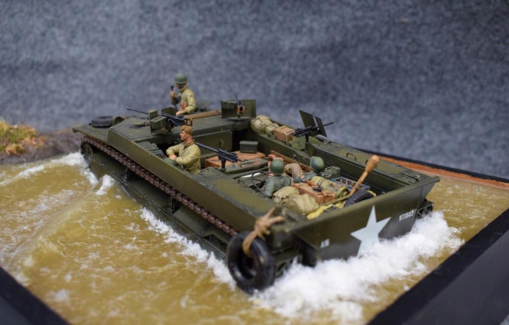 LvT4 en croisière sur le Rhin - Italeri - 1/35 Lvt4_810