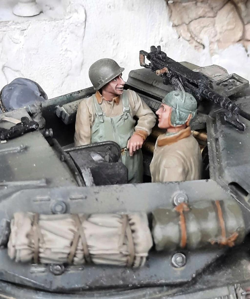 M10 français Italie 1944 - AFV CLUB - 1/35 M10_fi11