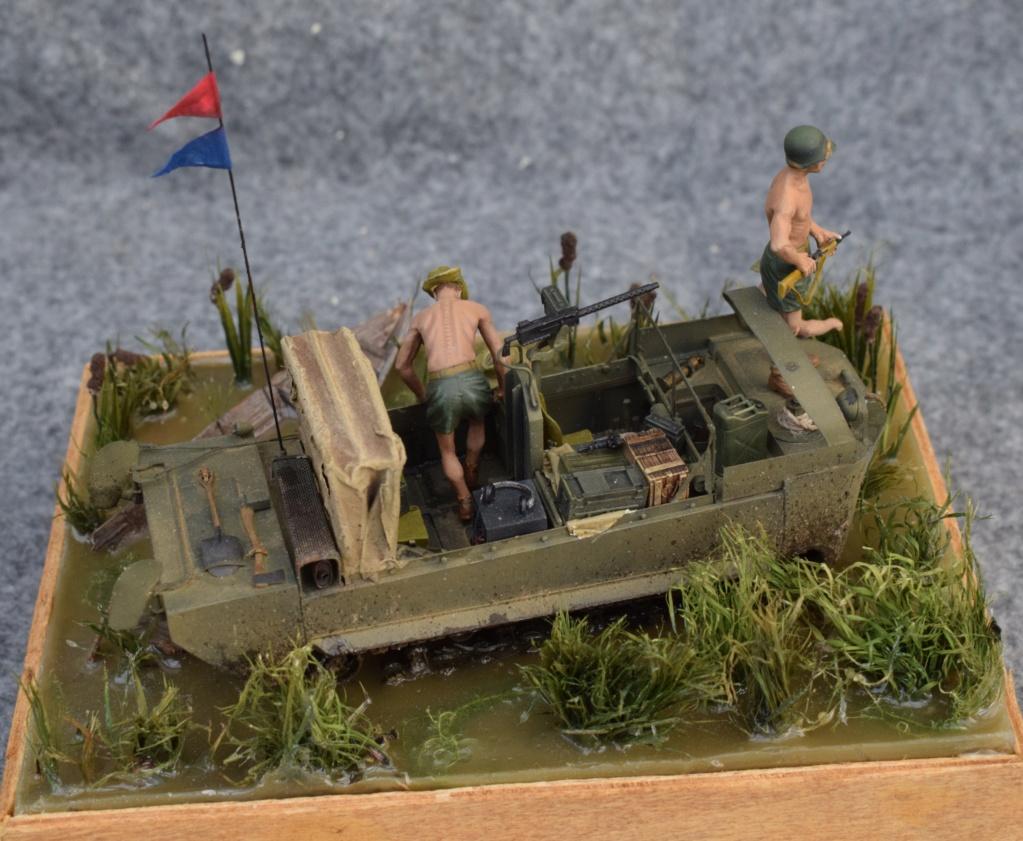M29C Crabe Indochine 1/35 LZ Model M29c_c19