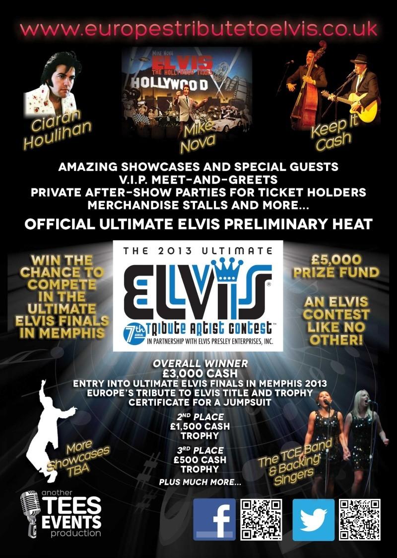 Ultimate Elvis Preliminary Heats Blackpool July 2013  New-et11