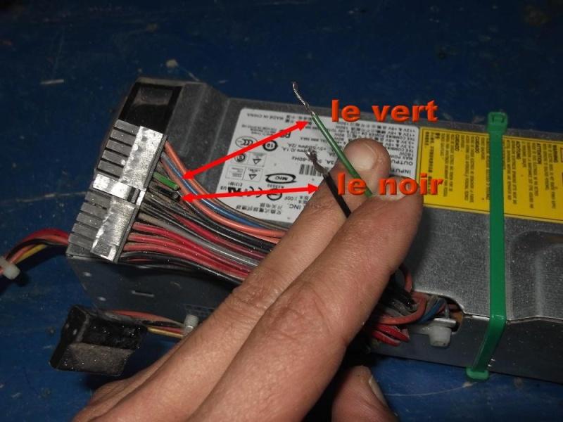 Alimentation pour viseuse 12 volts (batterie abimée) 412