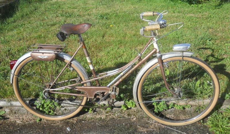 Motobecane année , type... restoration 2012-026