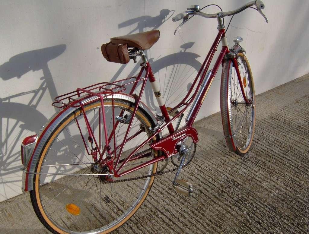Motobecane dame 1960-65 Motobe14