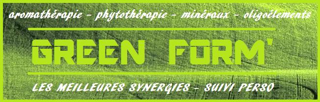 GREEN FORM : Le coaching phyto-aromathérapeutique et minéral Bannie11
