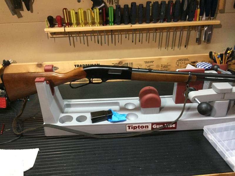 Winchester Model 150 22lr Img_0815