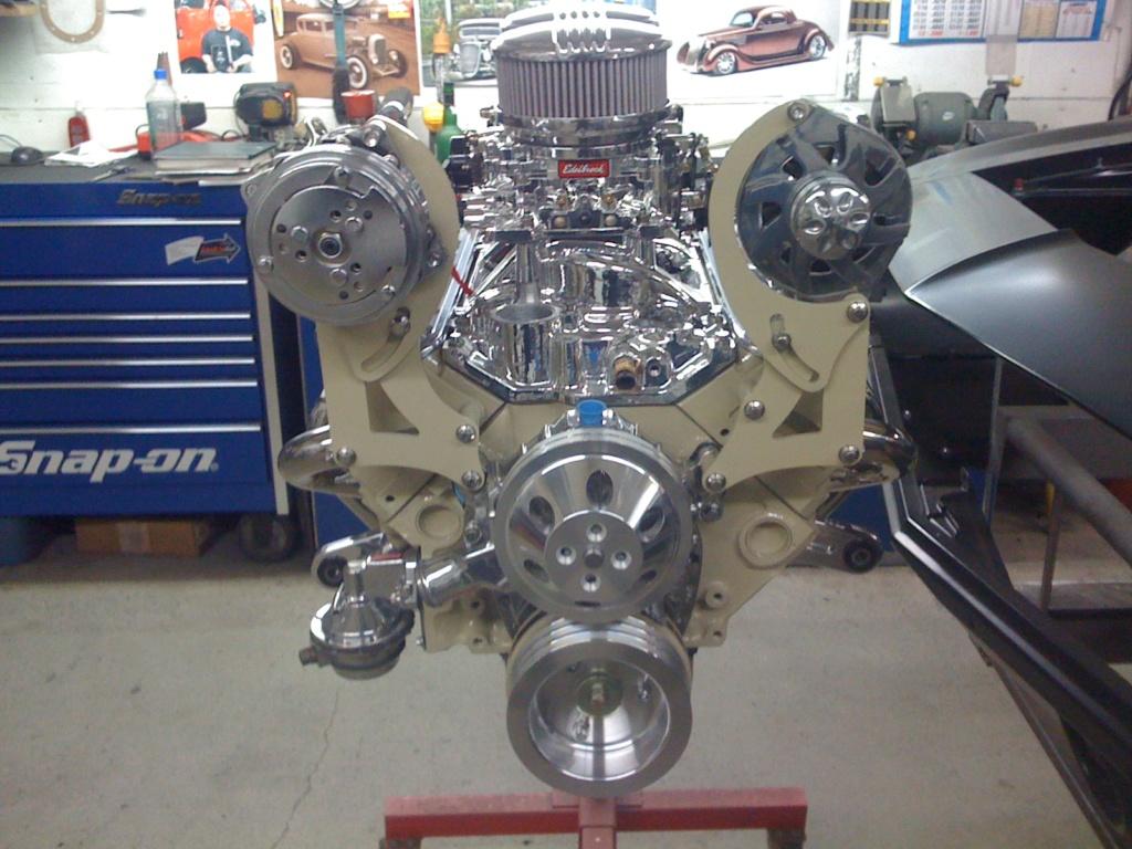 voici le moteur de mon hot rod Img_1111