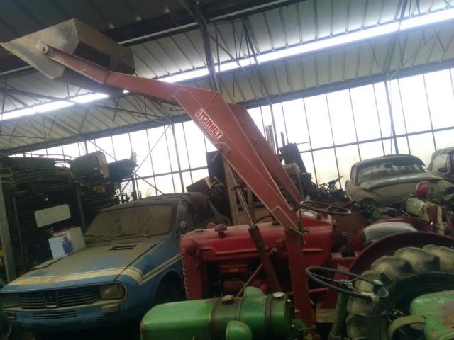 TRACTEUR - nouveau tracteur...IH 137 Img_2077
