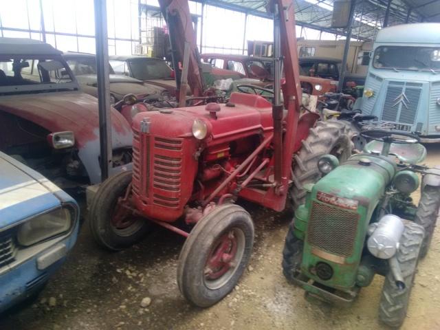 TRACTEUR - nouveau tracteur...IH 137 Img_2079