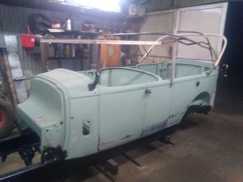 TRACTEUR - tracteur reymond simplex 602 de 1948 (?) moteur briban Img_2118