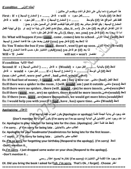 مرشحات اللغة الانكليزية سادس اعدادي 2019 0010