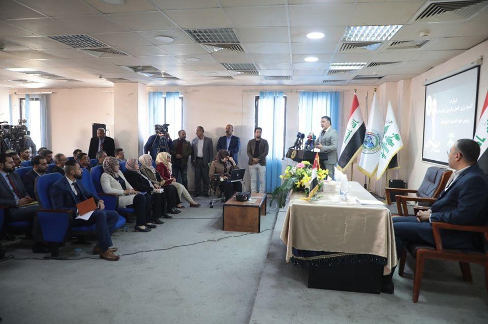 وزارة العمل تعلن اطلاق وجبة جديدة من المشمولين بالاعانة الاجتماعية نهاية العام الحالي 0126