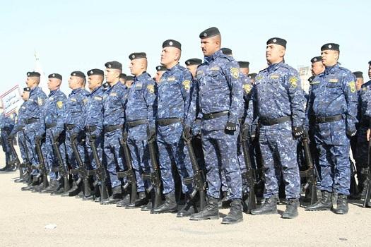 الشرطة الاتحادية تدعو المنتسبين المشمولين بقرار العودة الى مراجعة  مدرسة التدريب Az10
