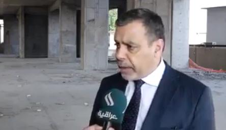 موعد اعلان تعيينات مديريات بغداد الستة على لسان المحافظ محمد العطا بالفيديو Captu182