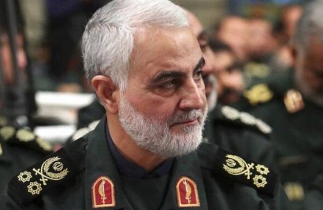 الحرس الثوري يكشف عن الدولة العربية التي انطلقت منها طائرة اغتيال سليماني Captu234