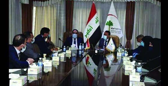 وزارة_الصحة -  وزارة الصحة قرار إعادة حظر التجوال سيُناقش مع اللجنة العليا Io_ayo11