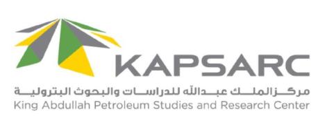 مركز الملك عبدالله للدراسات والبحوث البترولية: توفير برنامج التدريب البحثي للجنسين    Kapsar12