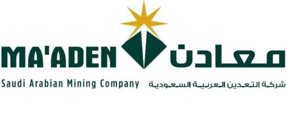 وظائف إدارية وفنية شاغرة في شركة التعدين العربية السعودية في طريف Maaden35