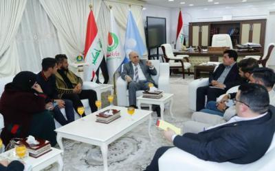 درجات وظيفية جديدة وتعيينات ستعلنها وزارة النفط العراقية قريبا Vv22