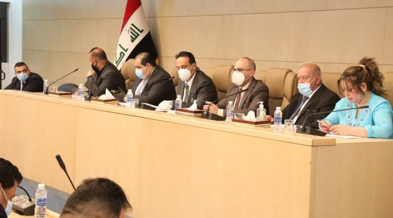 اللجنة المالية تواصل مناقشاتها بشأن قانون الاقتراض المحلي والخارجي Whatsa10