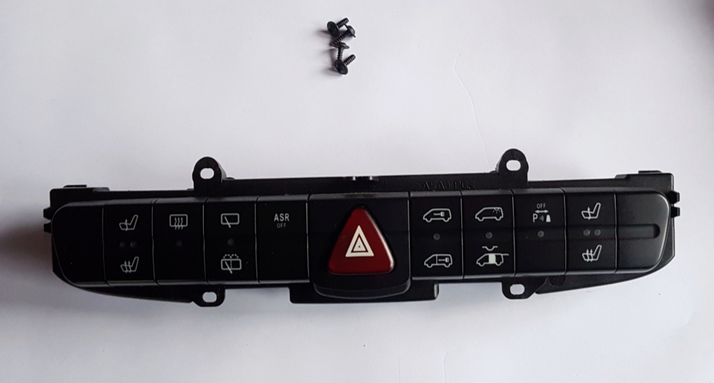 Eclairage de la planche de bord & Système de Ventilation    * RÉSOLU * 20190110