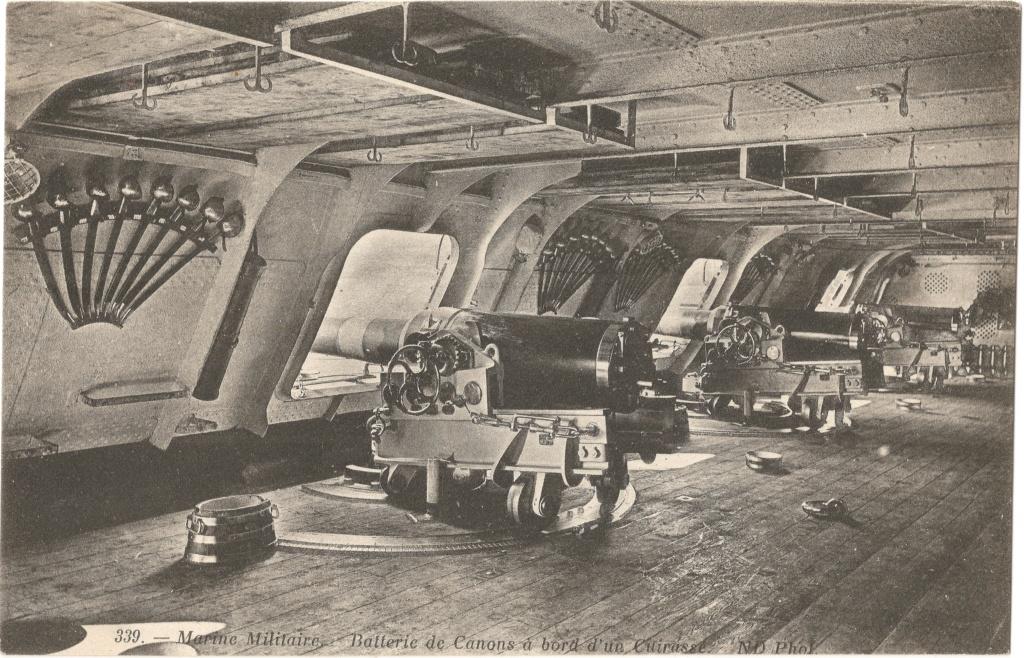 Identification de pièces d'artillerie Batter10