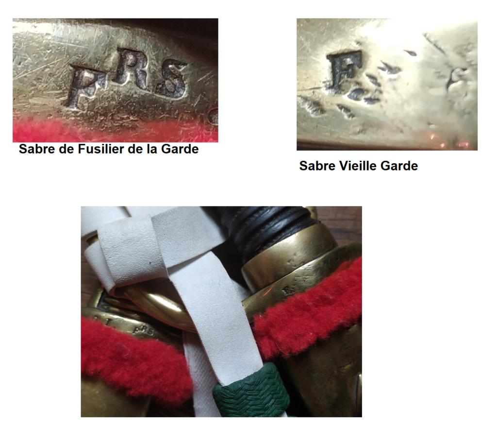 Quid de l'attribution des Briquets dits de la Vieille Garde  - Page 5 Compar10