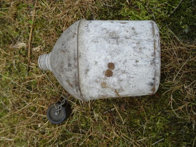 La popote du GI (WW2) : plastic canteen (gourde ethocel), gamelles M1942… Dsc01211