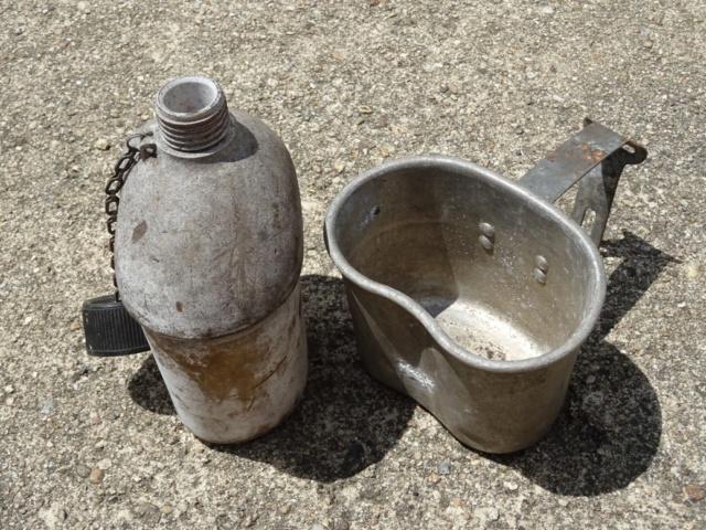 [Estimation] Gourde US 1944 en plastique (plastic canteen) Dsc01233