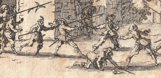 Gravure sur la Guerre de Trente Ans Dzotai13