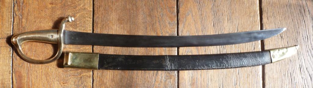 poinçon sur fourreau de sabre de marine Fourre10