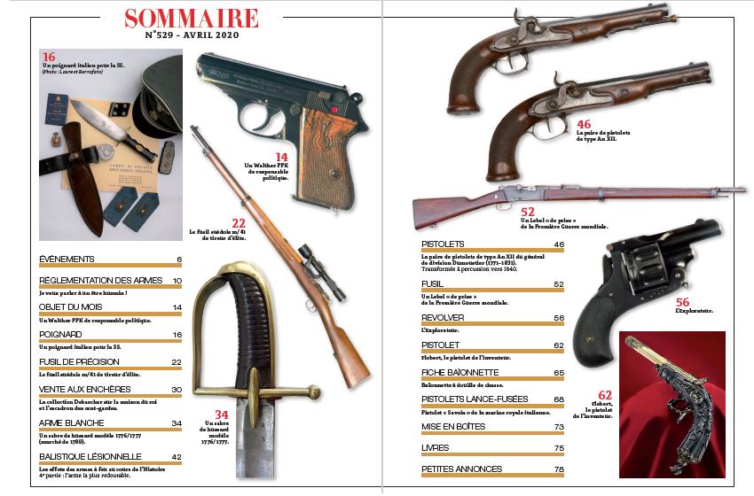 La Gazette des Armes  Ga529s10