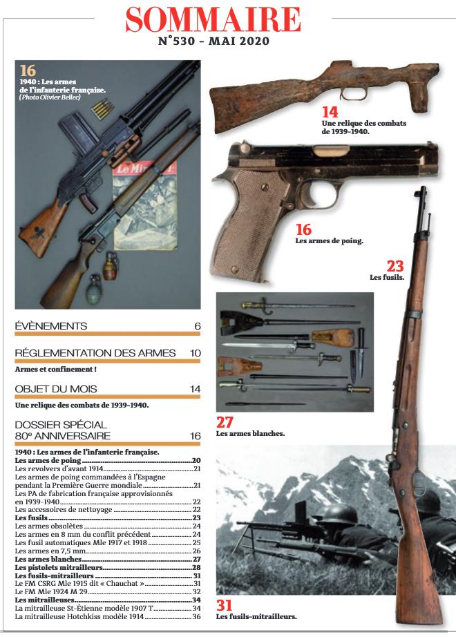 La Gazette des Armes  Ga_53011