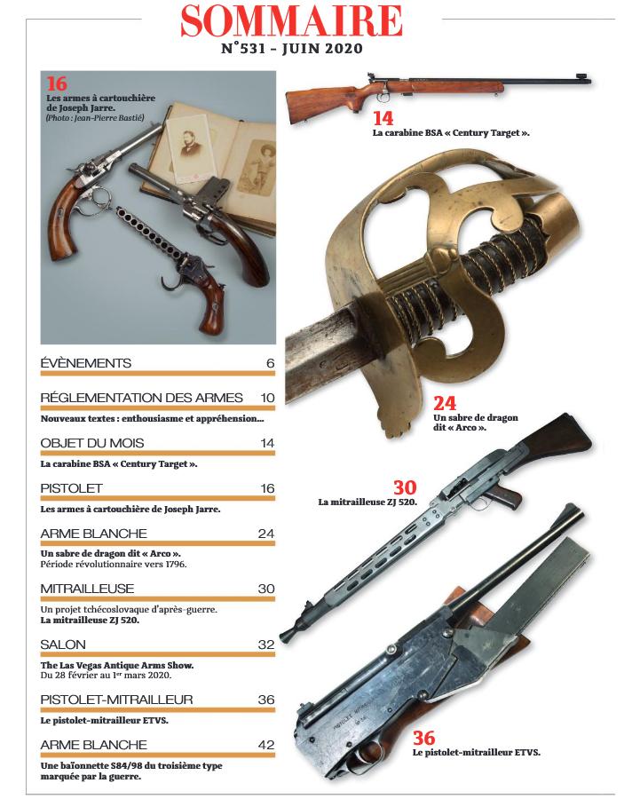 La Gazette des Armes  Ga_53110