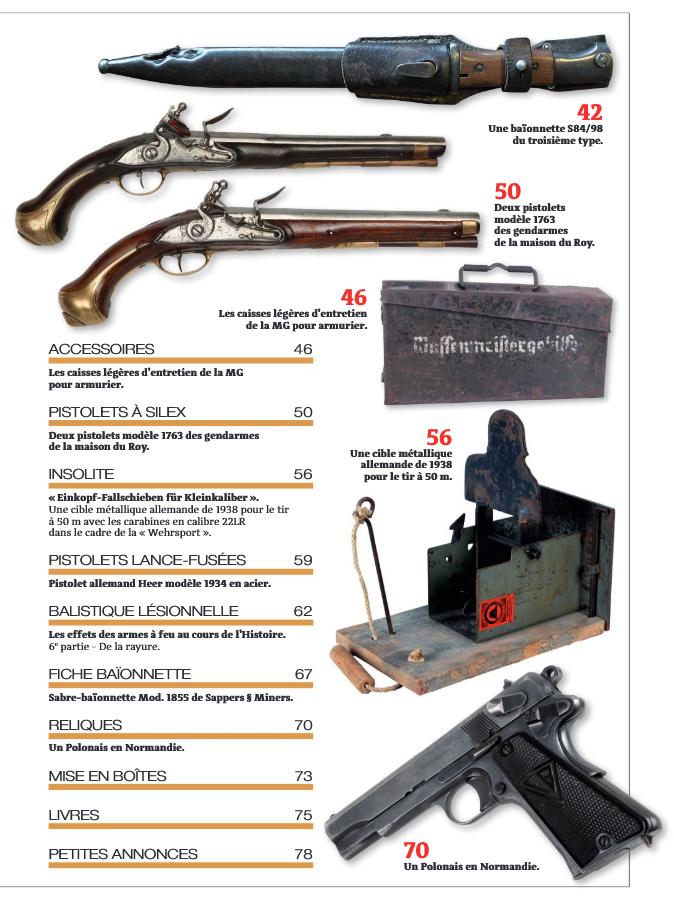 La Gazette des Armes  Ga_53111
