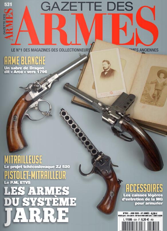 La Gazette des Armes  Ga_53112