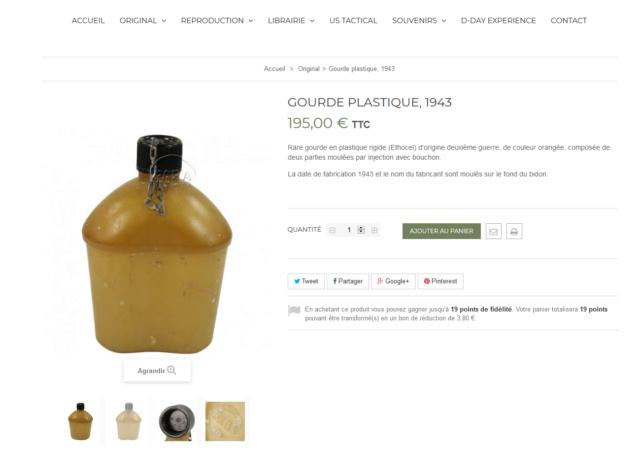 [Estimation] Gourde US 1944 en plastique (plastic canteen) Gourde10