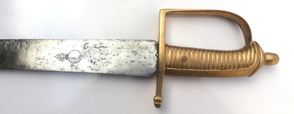 Les sabres briquets 1ère partie : les modèles 1767 et 1790 - Page 2 P1170211