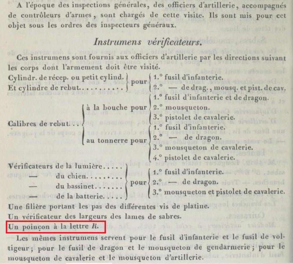 1816 Artilleur à pied - Page 2 Poinzo11