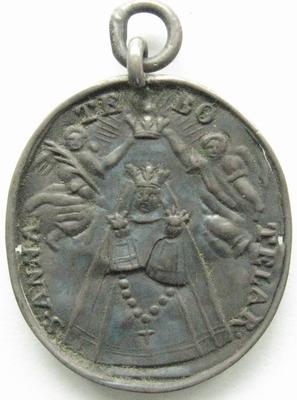 religious medal Ana_de11