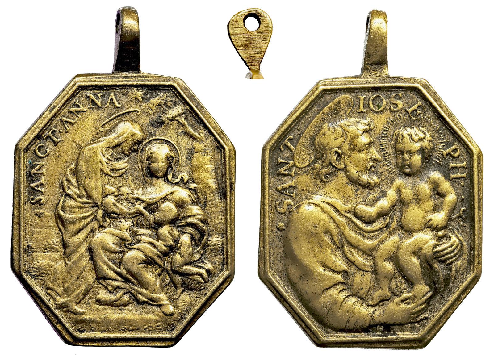 Santa Ana con María y el Niño ( S.Anna Triple) / San José  (R.M. SXVIII-P121) Ana_tt10
