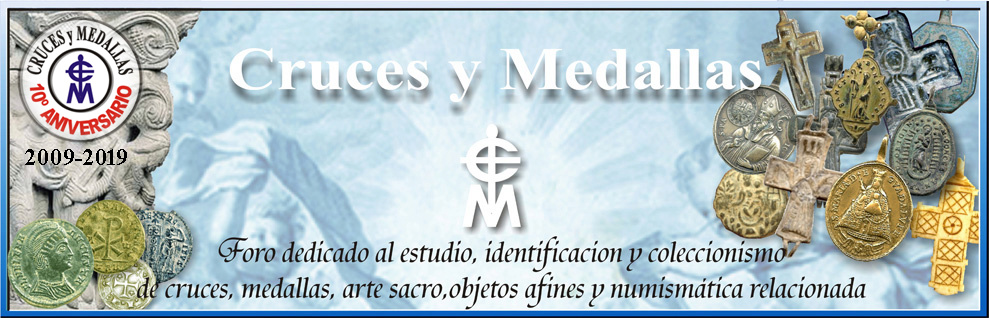CRUCES Y MEDALLAS