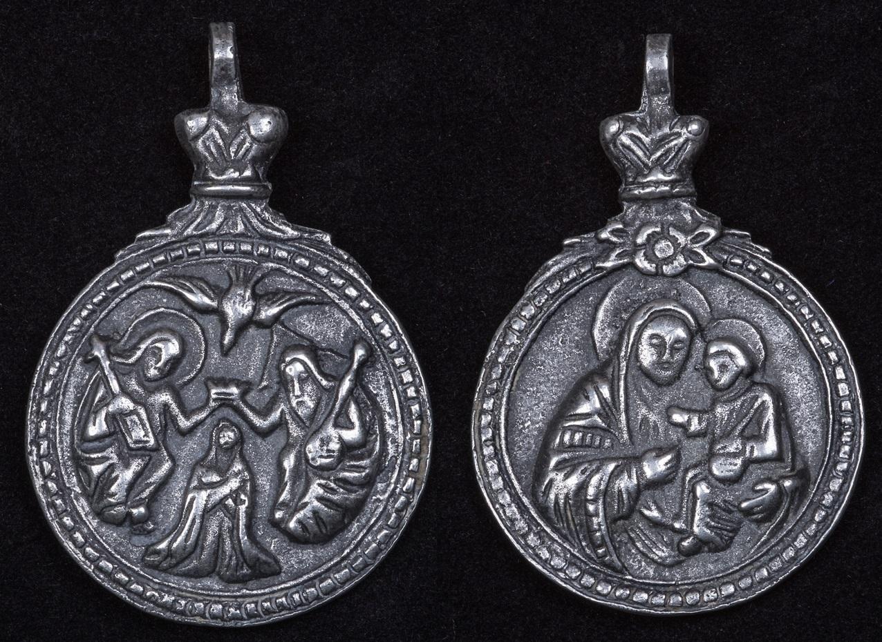 Coronación / Virgen con Niño Corona10