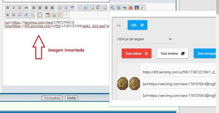 Medalla de Cristo Resucitado / Agnus Dei - s. XVI -1555- MR(250) (R.M. SXVI-Ot2 Insert13