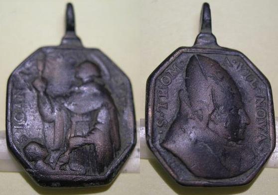 Santo Tomas de Villanueva / S. Juan de Sahagun  S. XVIII Juan_d10