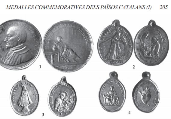 Medalla de la Virgen del Puig, año 1901. Puig_d10
