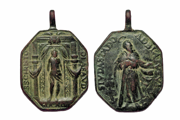 Sto. Cristo de la Salud de Málaga / San Judas Tadeo S-XVIII (R.M. SXVIII-P111) S-xvii11