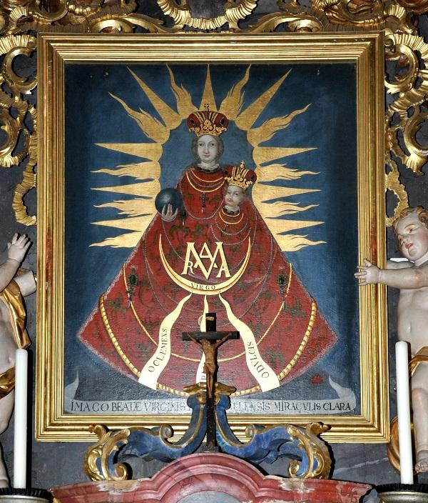 Virgen Maria Tallensis / San Pablo (R.M. SXVIII-O411) (MAM) Tallen10