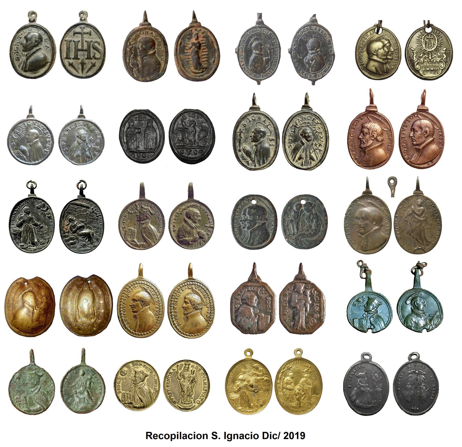 Recopilacion 250 medallas de San Ignacio de Loyola Zzz21_10