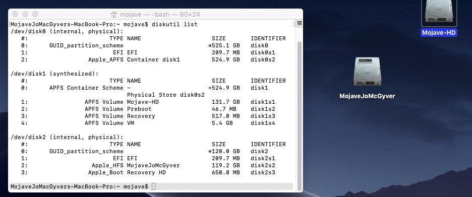 SSD externe reconnue comme SSD interne sous MOJAVE Captur28